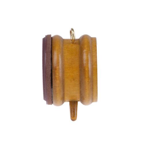 Mini Vintage Clock Stamp DIY Holz Stempel für Scrapbooking ME L WZ