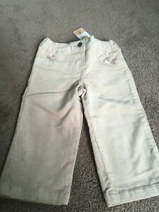 Baby Smart Target Baby Girls Jeans Long Pants Size 0 Bnwt