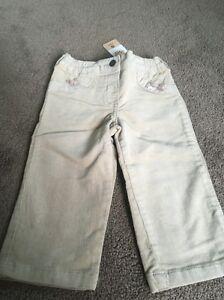 Smart Target Baby Girls Jeans Long Pants Size 0 Bnwt Bottoms
