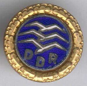 Alte-DDR-Segelflug-Leistungsabzeichen-Gold-US-nr-3101d