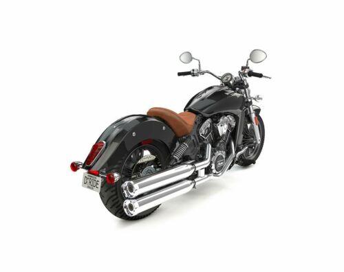 Bronze Indian Motorcycle Speedometer Bezel