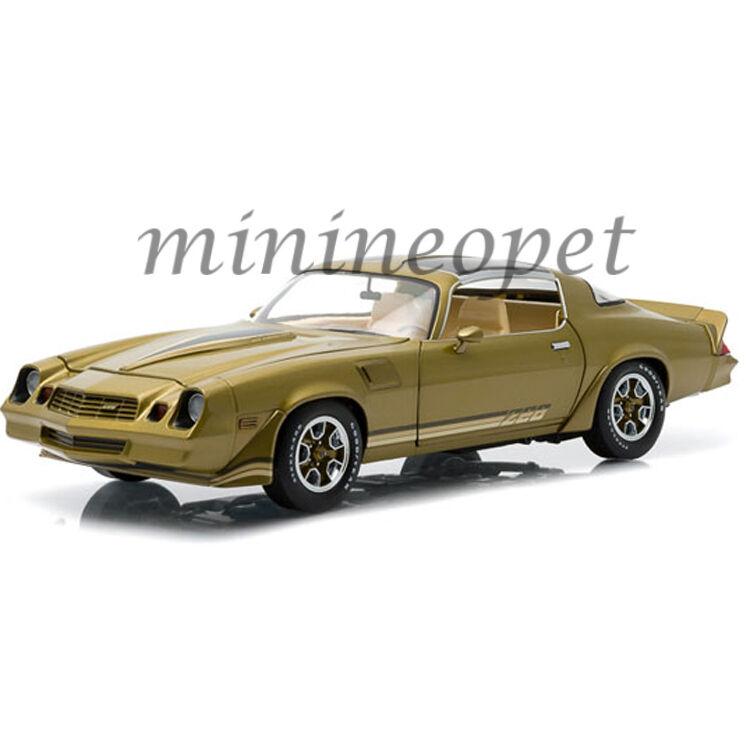 Venta al por mayor barato y de alta calidad. verdelight 12907 1981 Chevrolet Camaro Camaro Camaro Z 28 1 18 Diecast Modelo Coche De oro  orden ahora con gran descuento y entrega gratuita