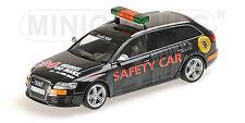 MINICHAMPS 400017290 - AUDI RS6 AVANT - SAFETYCAR - 24H LE MANS 2009 1/43