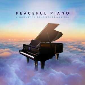 PEACEFUL-PIANO-3-CD-SET-VARIOUS-ARTISTS-New-Release-5th-May-2017