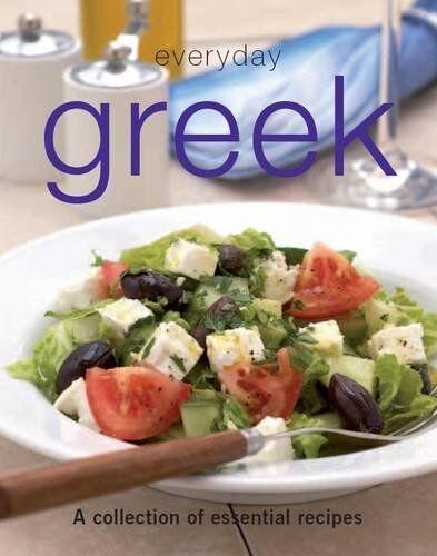 Greek (Everyday Cookery)
