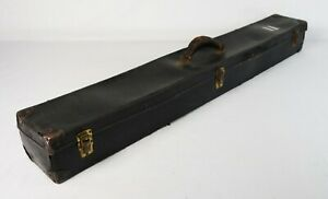 Antique-Industrial-Hardboard-Long-Tool-Box-Carrying-Case-38-x-5-x-4