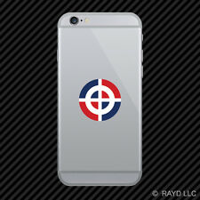 Air Cavalry Squadron Roundel Cell Phone Sticker Mobile EdCA Dominican DOM