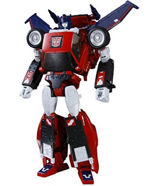 NEW Transformers masterpiece MP26 road rage robot mode: total length 25cm act JP