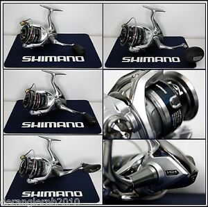 Shimano-stradic-FK-HG-xg-Hagane-concept-1000-2500-c3000-4000-c5000-New-Ovp