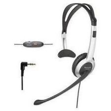Panasonic KX-TCA430 Black/Gray Headband Headsets