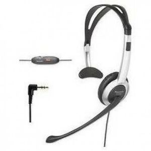 Panasonic-KX-TCA430-Foldable-Over-The-Head-Headset