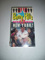Sealed Benny Hill's World York Vhs Tape Comedy Nyc 1994