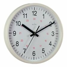 Acctim  Chester 355 mm Soft Vintage White Wall Clock 22482