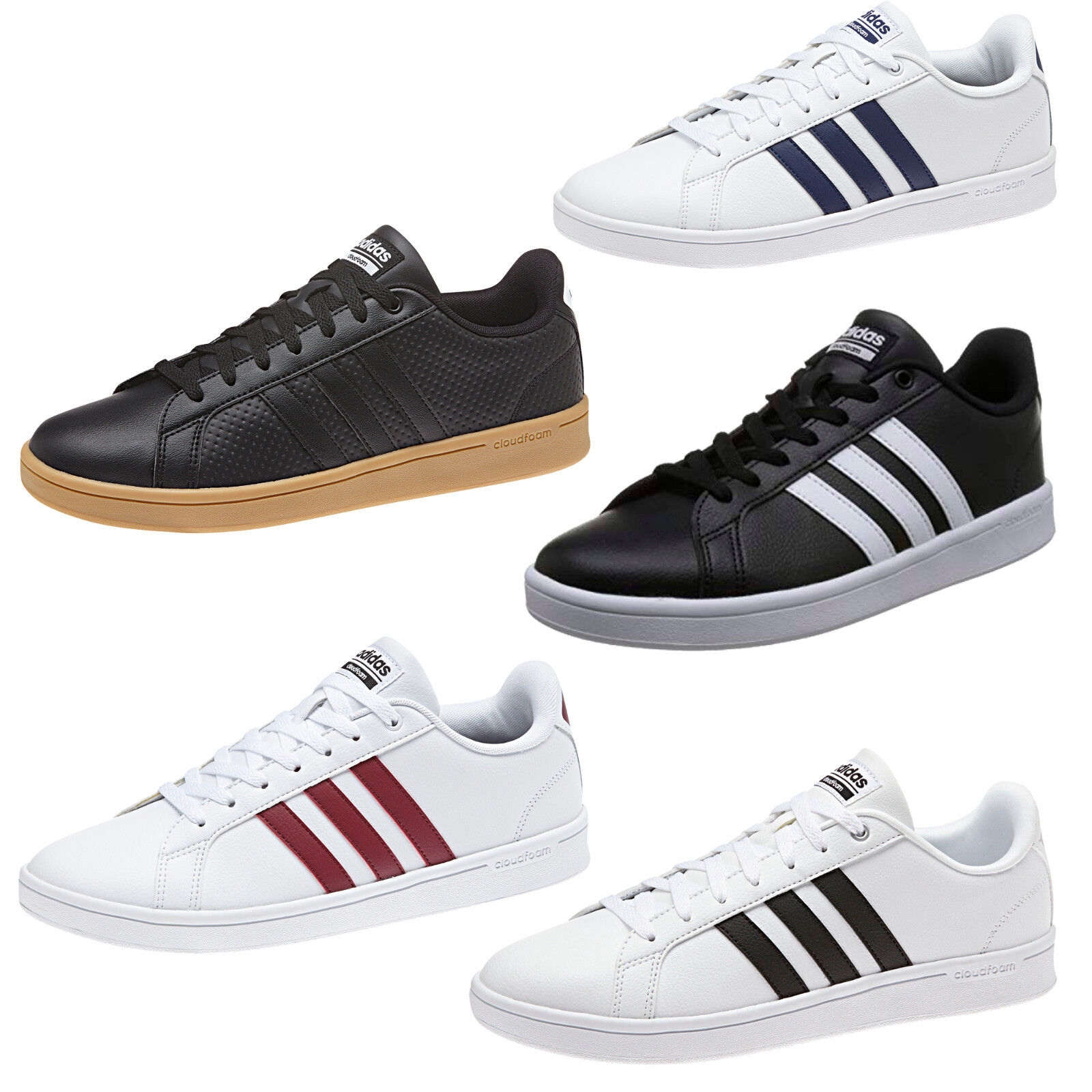 alle ispirate Turnschuhe Collection Farbe ADVANTAGE CF Stan