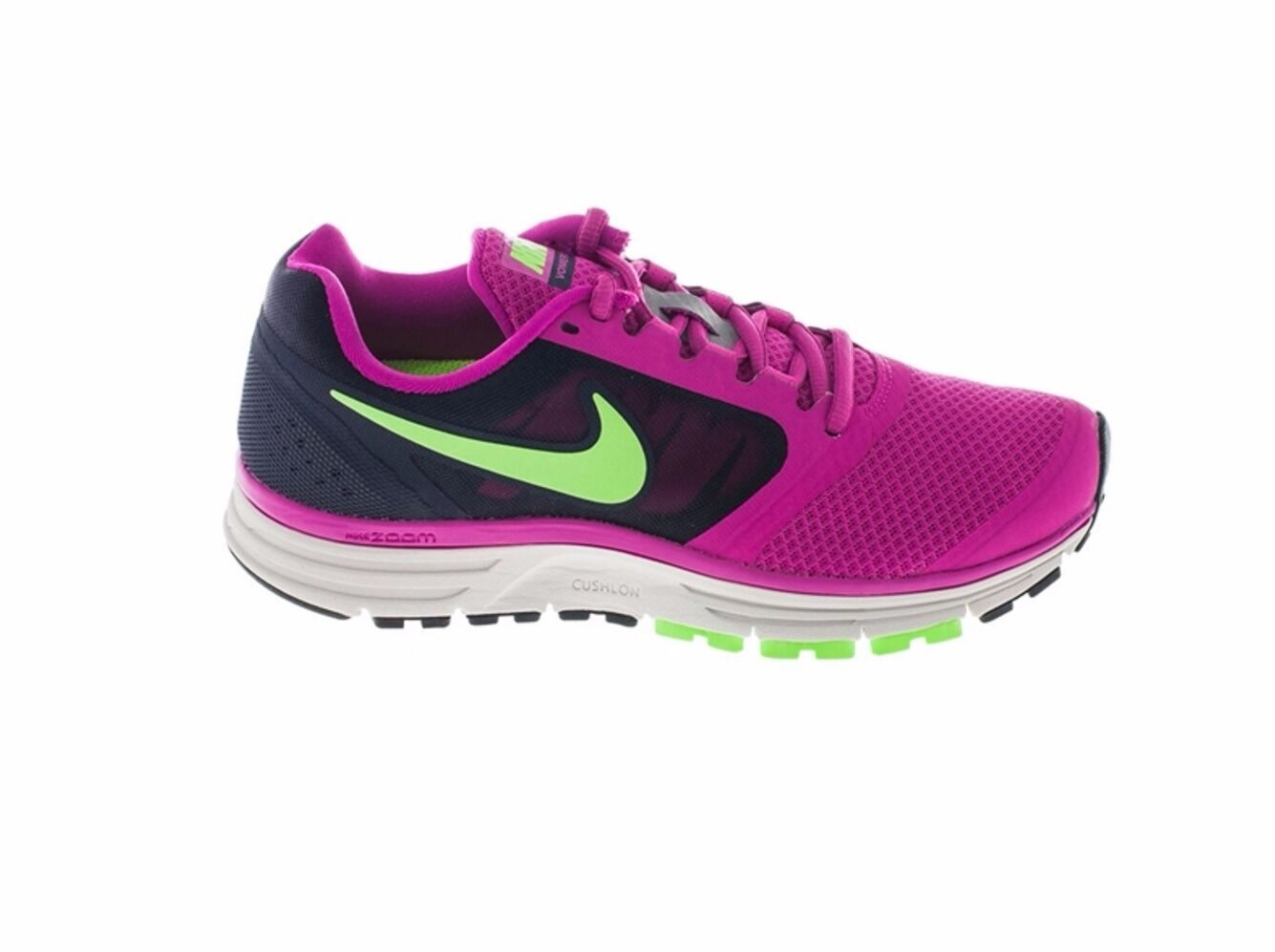 Nike - Womens Zoom Vomero + 8 Size 3 - 8 Trainer Shoe Club Pink New RRP £100/-
