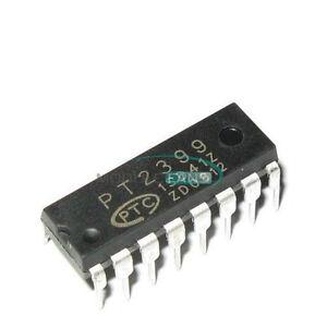 Details about 50PCS PT2399 2399 Echo Audio Processor Guitar DIP-16 IC