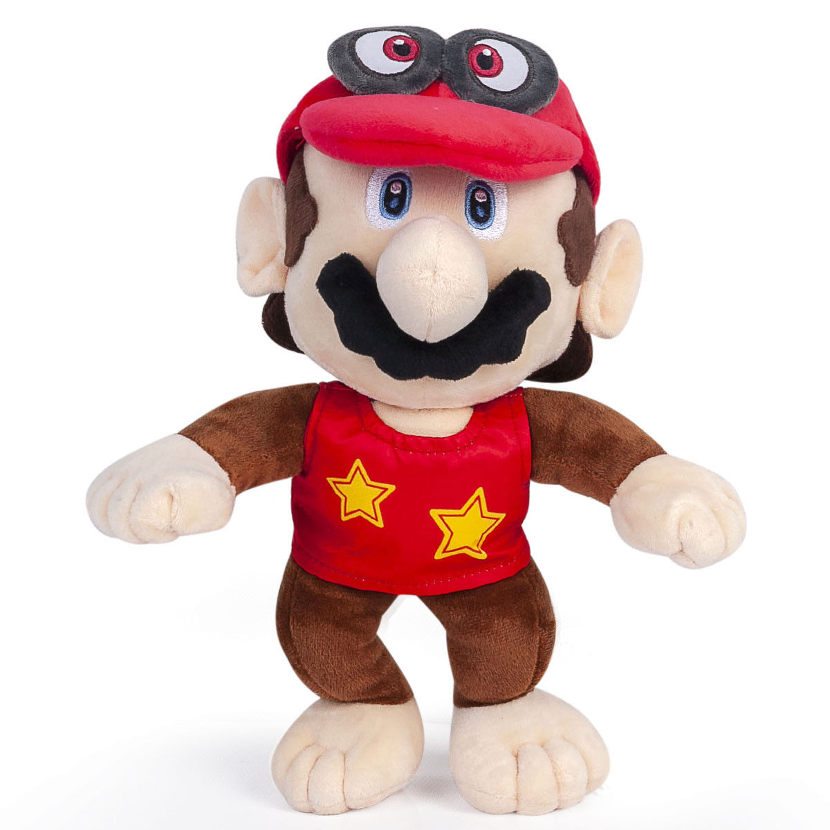 Super Mario Bros Lovely Diddy Kong Donkey Kong Plush Doll Soft Toy Figure 7/""