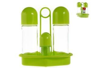 HOME Oliera 4 pezzi polipropilene verde mela Strumenti da cucina | eBay