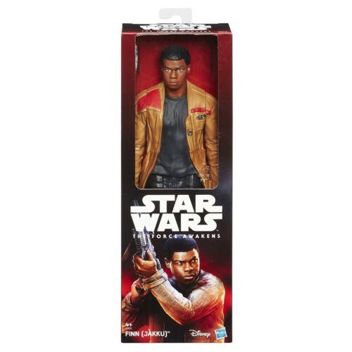 Jakku Neu / Neuwertig 30.5cm Finn Star Wars The Force Awakens 30.5 cm