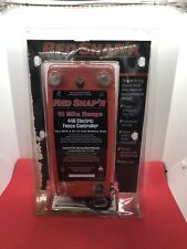 New Red Snapr 10 Mile Range 44b Electric Fence Controller Charger 6 12 Volt
