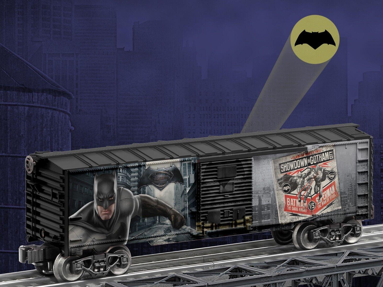 Lionel O Escala Batman El Caballero de furgón 6-83776 Nuevo En Caja