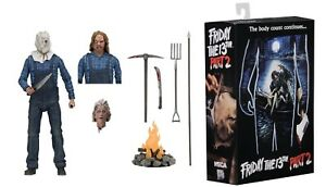 Vendredi-13th-partie-2-Ultimate-Jason-Voorhees-7-034-Scale-Action-Figure-NECA-En-Stock