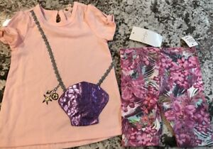bae685d28 Image is loading NEW-ARRIVAL-NWT-BABY-GIRL-JESSICA-SIMPSON-2pc-