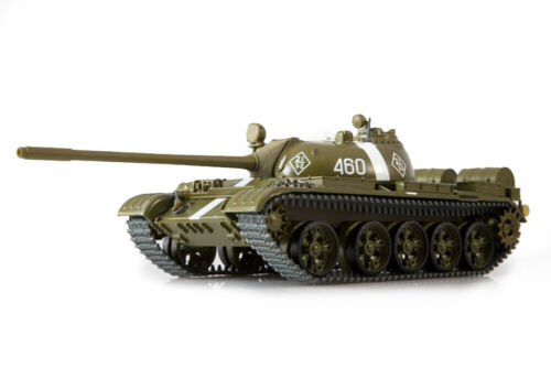USSR RUSSIA Т-55 НАШИ ТА MODIMIO NT028 1:43 TANK PANZER T-55 OUR PANZERS #28