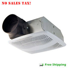 Awesome Bathroom Vent High Performance Bath Fan Exhaust Ventilation 50 CFM At  3.0 Sones