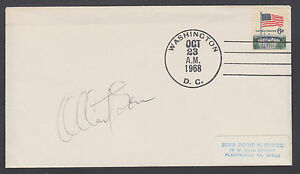 Albert Gore, Sr., US Senator & Congressman from Tennessee, signed 1968 Cover