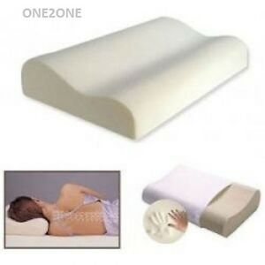 A Contour Memory Foam Orthopaedic Pillow For Back And