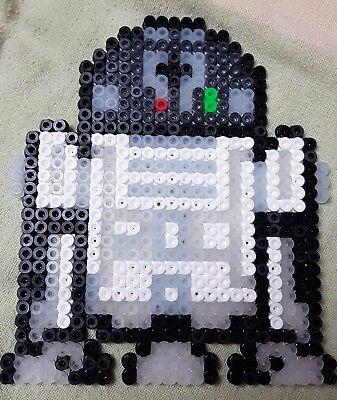 Bügelbilder Gewidmet Star Wars Bügelperlenbild Elegant Im Geruch Basteln & Kreativität