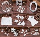 Flower Grass Cutting Dies Stencil Scrapbook Paper Card Craft Embossing DIY Craft