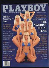 Complete 1992 Year Playboy Magazines Pamela Anderson Anna Nicole Smith Big East