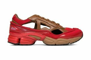 2eb1f6f39 ADIDAS BY RAF SIMONS Scarlet & Rust RS Replicant Ozweego Lace up ...