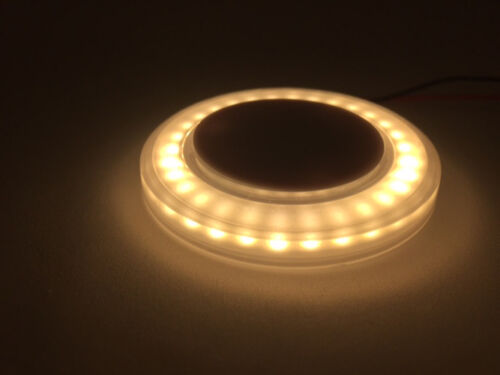 Pactrade Marine 1PCS White LED Ceiling Interior Courtesy Light 10-30VDC 250LM