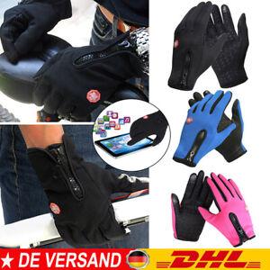 Winter-Handschuhe-Warm-Motorrad-Fahrrad-Snowboard-Thermo-Wasserdicht-Touchscreen
