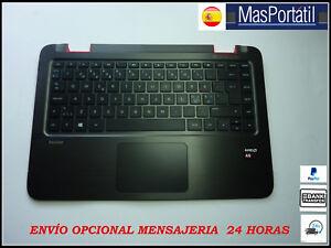 TECLADO-SUECO-NORDIC-CARCASA-HP-PAVILION-X360-13-A-SERIES-P-N-SG-62230-79A
