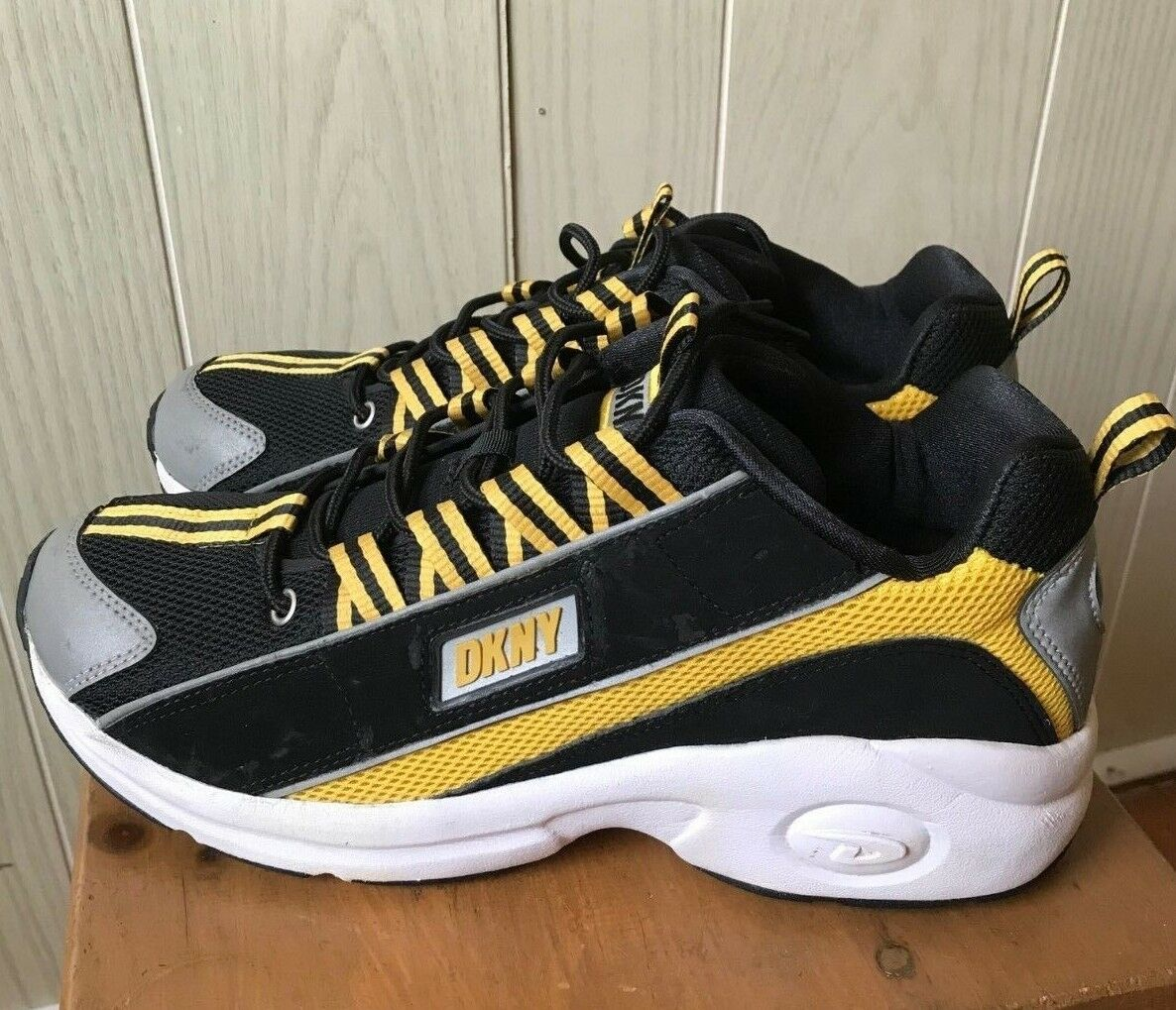 DKNY Millennium Era Sneakers. Awesome Dad shoes