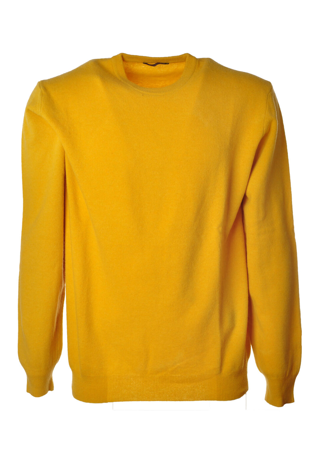 Roberto Collina  -  Sweaters - Male - Gelb - 2801330N173531