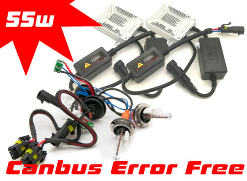 55W H15 Xenon HID Gas Discharge Conversion Kit Canbus DRL For Ford Kuga 2012-On