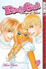 Peach Girl: Change of Heart, Book 10, Miwa Ueda, Good Condition, Book