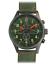 Orologio-Uomo-Vintage-Cronografo-Sportivo-Militare-Acciaio-Subacqueo-Quarzo-MEC miniatura 1