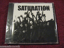 SATURATION Beware The Living CD Seized Ire The Black Hand Born Dead Icons QC