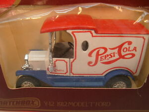 MATCHBOX-LESNEY-MODELS-OF-YESTERYEAR-1-35-SCALE-Y12-PEPSI-COLA-1912-MODEL-T-FORD