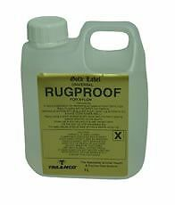 GOLD LABEL LABEL GOLD RUGPROOF FOR NYLON EQUINE HORSE RUG CARE 175ab9