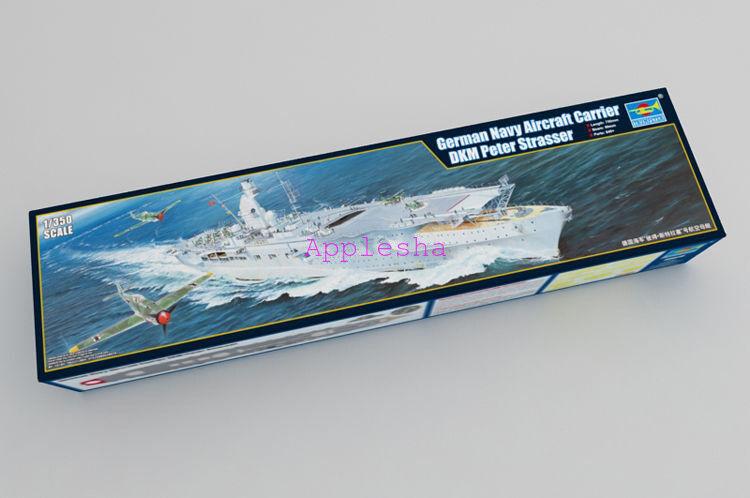 Trumpeter 05628 1 350 German Navy Aircraft Carrier Peter Strasser