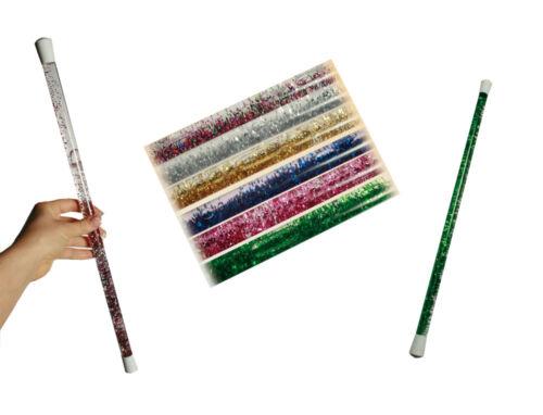 ZAUBERSTAB 1 x mit Glitter Weitere Sportarten Sonstige bunte Flüssigkeit Glitzer Glitterstab Schüttelstab