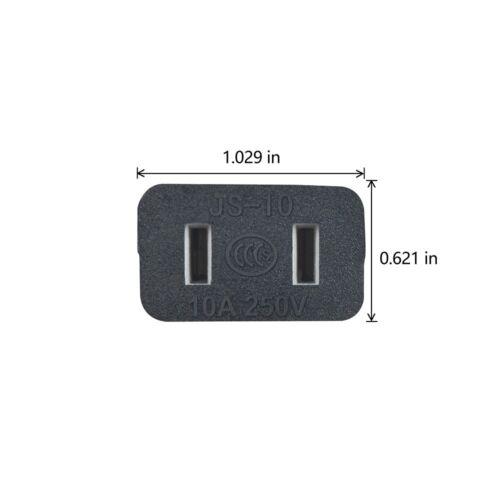 PKPOWER AC IN Power Cord for EverStart Lot 11480 1200A 600A Jump Starter Box