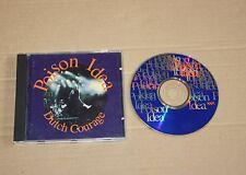 Poison Idea - Dutch Courage, Live CD Album U.S.A. 1993 (51151-2) Punk Vg/Ex-